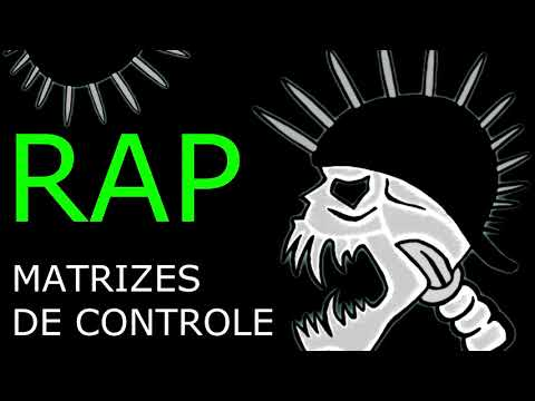 D4RKPILL - MATRIZES DE CONTROLE  ( VERSÃO RAP ) MORYART BEATS TRACKS )