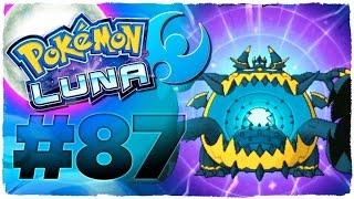 Guzzlord  - (Pokémon) - POKEMON SOL Y LUNA - EPISODIO 87 | POSTGAME - COMO CAPTURAR AL ULTRAENTE GUZZLORD | GUÍA EN ESPAÑOL
