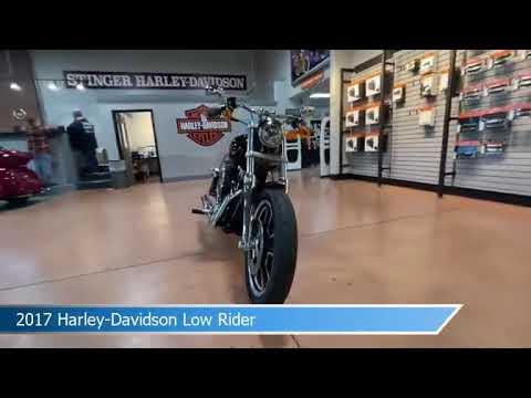 2017 Harley-Davidson Dyna Low Rider FXDL103
