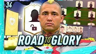 FIFA 20 ROAD TO GLORY #34 - ICON UNLOCKED!!