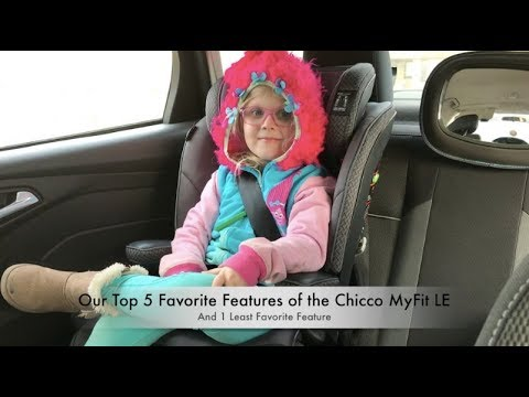 Chicco MyFit LE Harness+Booster Car Seat Review