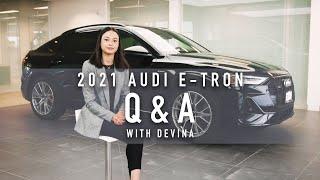 2021 Audi e-tron Sportback | Q&A