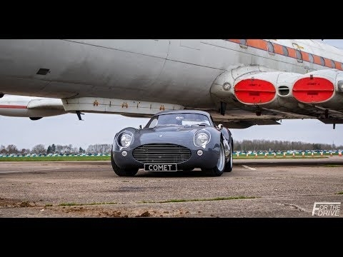 "Dowsetts Classic Cars ""Comet"" In Action - Ant Anstead's Car Is PHENOMENAL!"