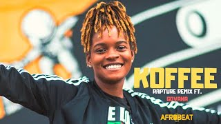 Koffee   Rapture (Remix) Ft. Govana #Reaction #Review