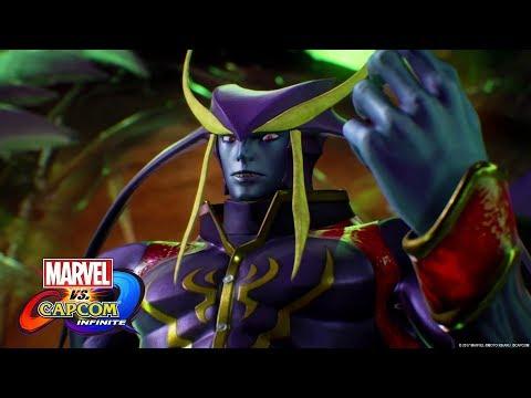 《Marvel vs. Capcom:Infinite》遊戲故事最終版預告片出爐