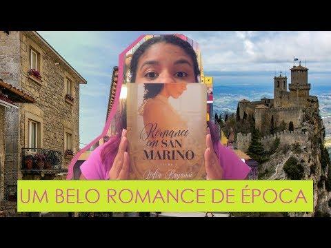 Resenha: Romance em San Marino - Lidia Rayanne | Leticia Mateuzi