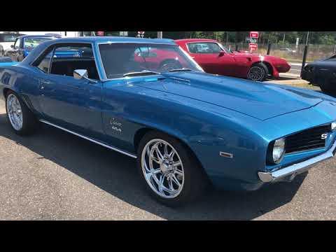 Video of '69 Camaro - QJW8