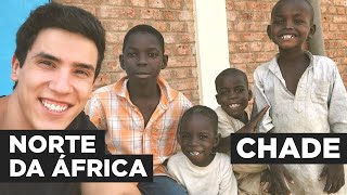 CHEGUEI NO CHADE // I ARRIVED IN CHAD