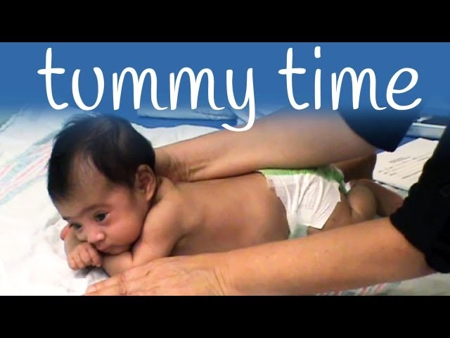 Tummy time exercises for your baby: How to do it and when