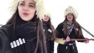 Грузинские девушки красиво поют часть 3