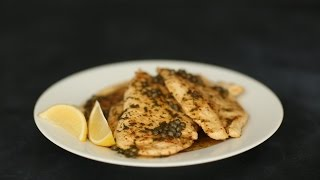 Help for Dry Chicken Picatta- Kitchen Conundrum with Thomas Joseph