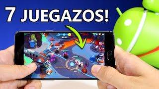 TOP 7 Mejores JUEGOS para Android - NUEVOS Y PROS!
