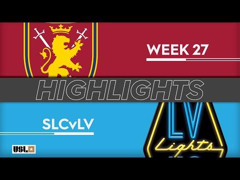 Реал Монаркс - Las Vegas Lights 2:2. Видеообзор матча 05.09.2019. Видео голов и опасных моментов игры