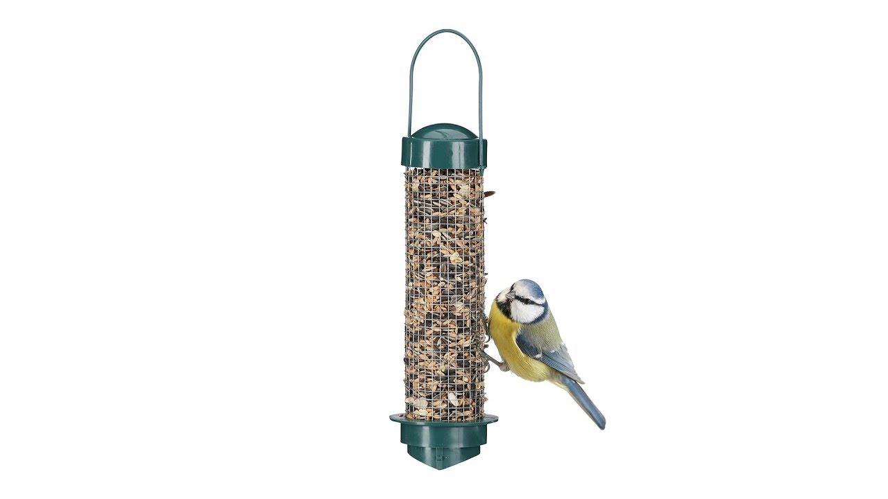 Video von: Vogelfutterstation zum Aufhängen