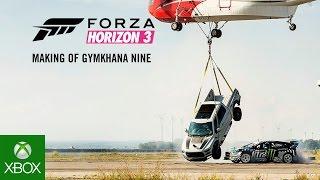 Forza Horizon 3: The Making of Gymkhana NINE