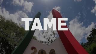 Gracias mil gracias Tame por su acogida y su apoyo incondicional.