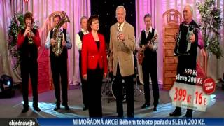 TA NAŠE ČESKÁ ZEM, zpěv: Ivana Brožová a Josef Oplt
