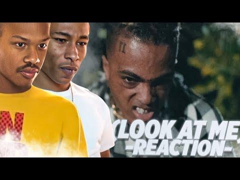 XXXTENTACION - Look At Me! (Music Video) (Reaction Video)