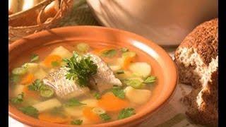 Как приготовить уху или рыбный суп
