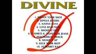 Divine-Shout It Out