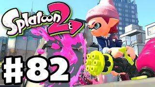 Splatoon 2 - Gameplay Walkthrough Part 82 - Even Heavier! (Nintendo Switch)