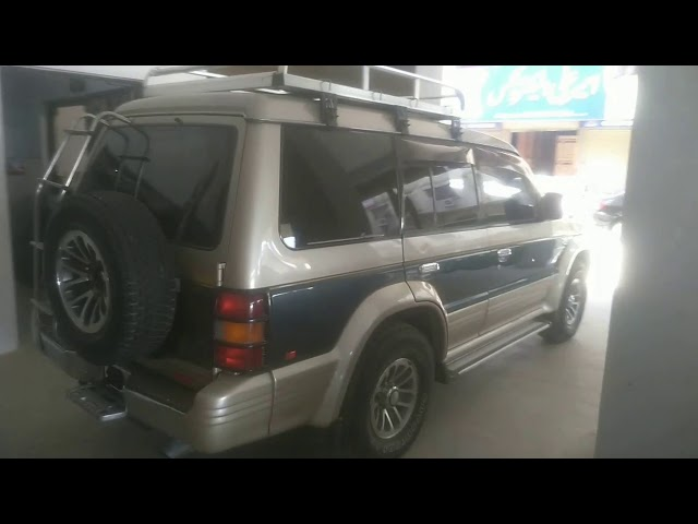 Mitsubishi Pajero Exceed Automatic 2.8D 1994 for Sale in Rawalpindi
