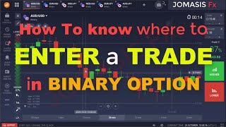 When To Enter a Trade in Binary Options