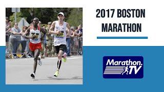 MARATÓN DE BOSTON 2017 (Español)