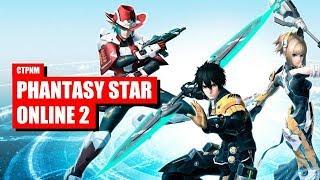 Стрим Phantasy Star Online 2 — Первый взгляд спустя восемь лет