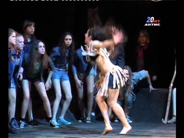 Театр «Факел» удивил ангарчан новой постановкой