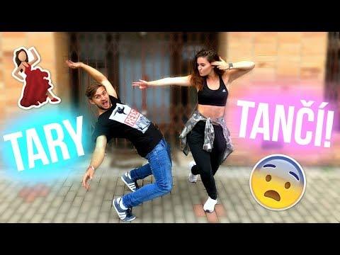 UČÍM TARYHO TANČIT || Anna Sulc w/ Tary