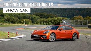 Porsche Panamera Turbo S - Show Car