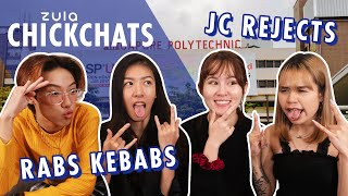 Poly Culture In Singapore | ZULA ChickChats | EP 93