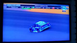 Monster Energy NASCAR Cup Series  Charlotte Martin Truex Jr 78 👍😎😃😍😁😀😂🚗🎧🎸🏁😱🌞🏆