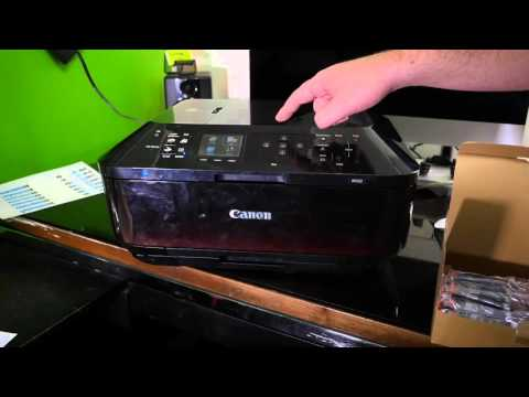 Canon PIXMA MX922 Wireless All-In-One Printer Review and CHEAP INK