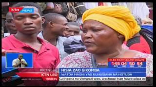 Maoni ya wanabiashara kuhusu hotuba yake Rais Uhuru Kenyatta