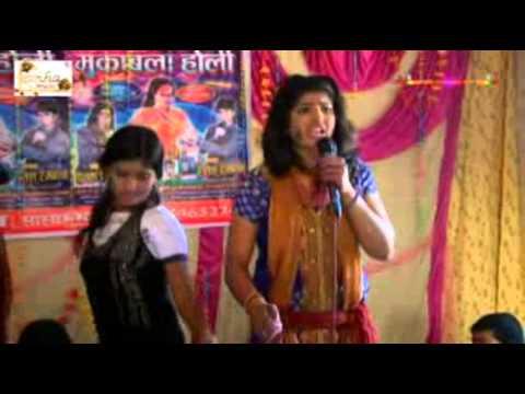 Download HD MiLaL Ba भतार चुलघुसरा रे AaJ MaArB Le Ke     Bhojpuri hit Holi songs 2015 new    Priyanka Panday HD Video
