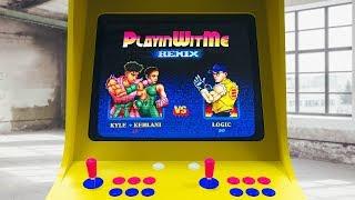 KYLE - Playinwitme (Remix) Ft. Logic & Kehlani [Audio]