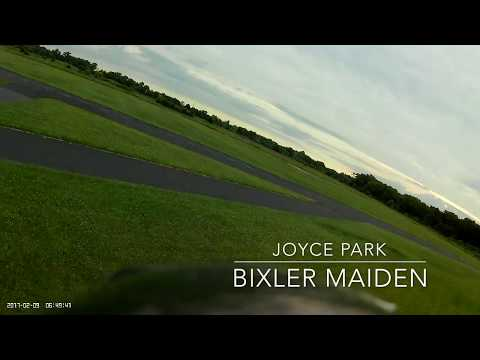 bixler-v2-maiden-flight