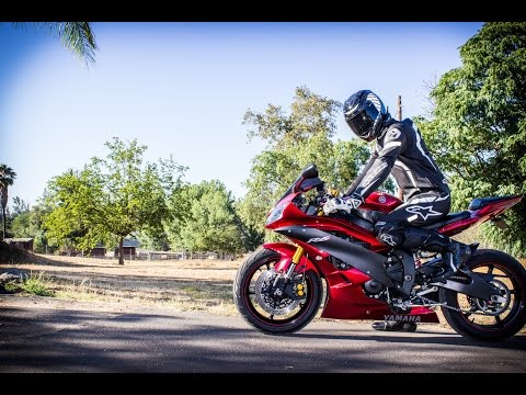 Why I Chose The Yamaha R6