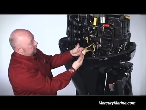 Mercury 150 Fourstroke Maintenance Videos (By Mercury Marine)