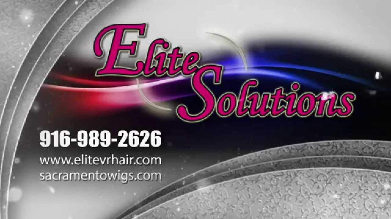 elite solutions sacramento synthetic wigs