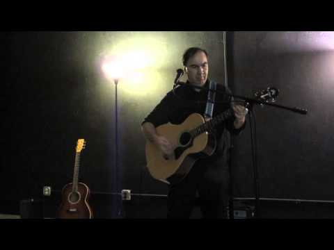 There's That Girl - Dennis Doyle - Upper East Side NYC Guitar School Open Mic 10-27-12