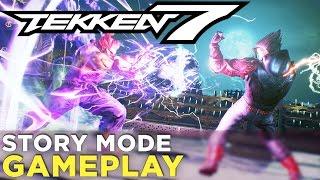 Story Mode Gameplay