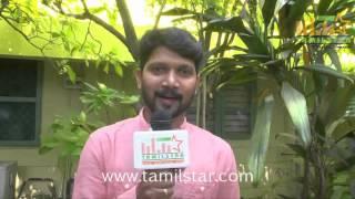 Abhi Saravanan at Touring Talkies Audio Launch