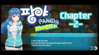 Line Pangya mobile walkthrough - Chapter 1 - Pink Lane
