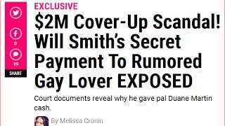 Will Smith Vs RadarOnline