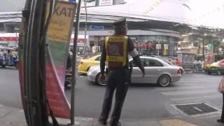 2015-03-28 Traffic police, Bangkok