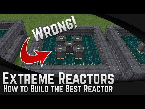 Extreme Reactors Tutorial: How to Build the Best Reactor Setup | Modded Minecraft