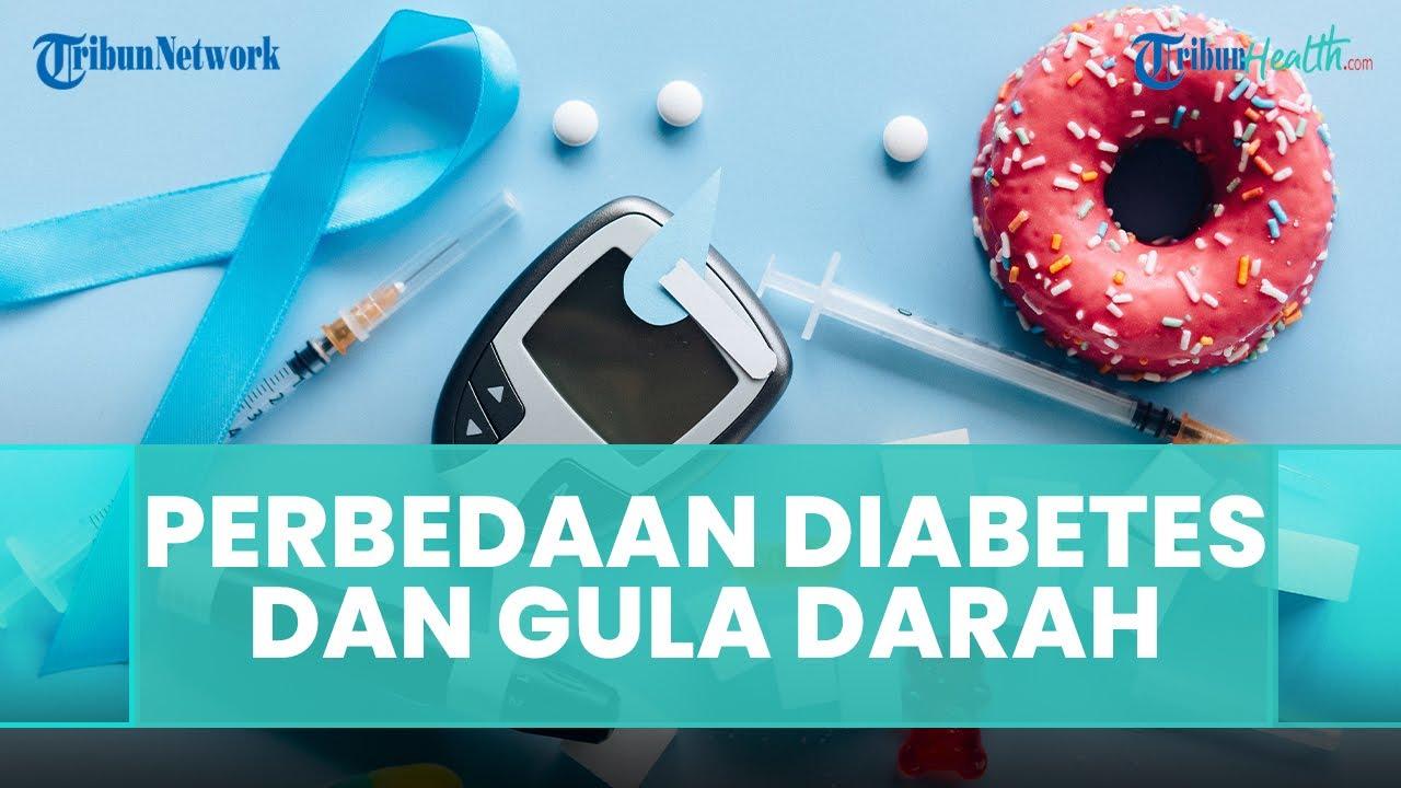 Kenali Perbedaan Diabetes dan Gula Darah, Berikut Penjelasan Dokter Mustopa